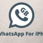 GB WhatsApp For iOS (iPhone)